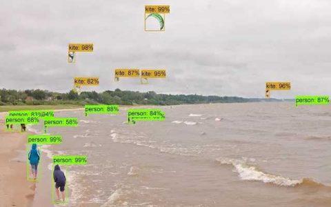 利用 AutoML 进行大规模图像分类和对象检测