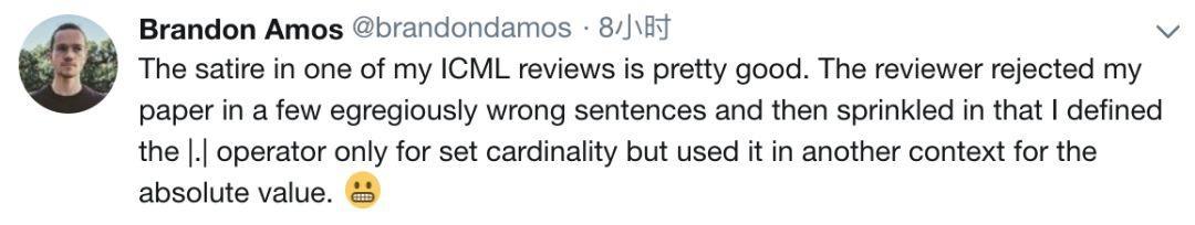 ICML 2019评审结果出炉,拒稿理由千奇百怪,网友炸锅