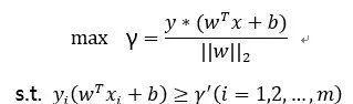 SVM | 支持向量机原理讲解(一)