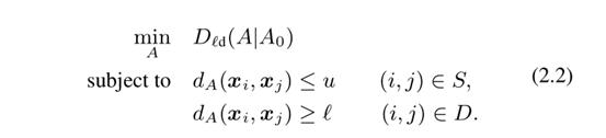 度量学习总结(二) | 如何使用度量学习处理 高维数据?
