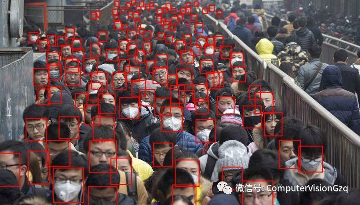 人脸注意机制网络