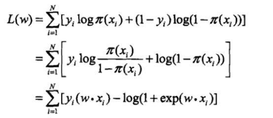机器学习算法系列(一):logistic回归