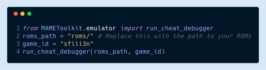 用这个Python库,训练你的模型成为下一个街头霸王!