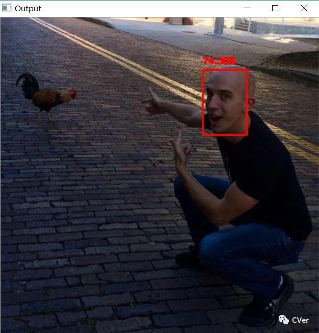 利用OpenCV和深度学习实现人脸检测
