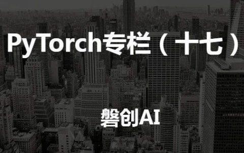 PyTorch专栏(十七): 使用PyTorch进行深度学习