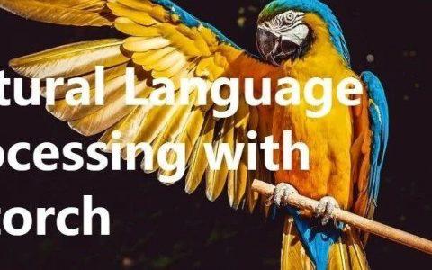 强烈推荐!!2019年新书-《基于PyTorch的自然语言处理》pdf免费分享