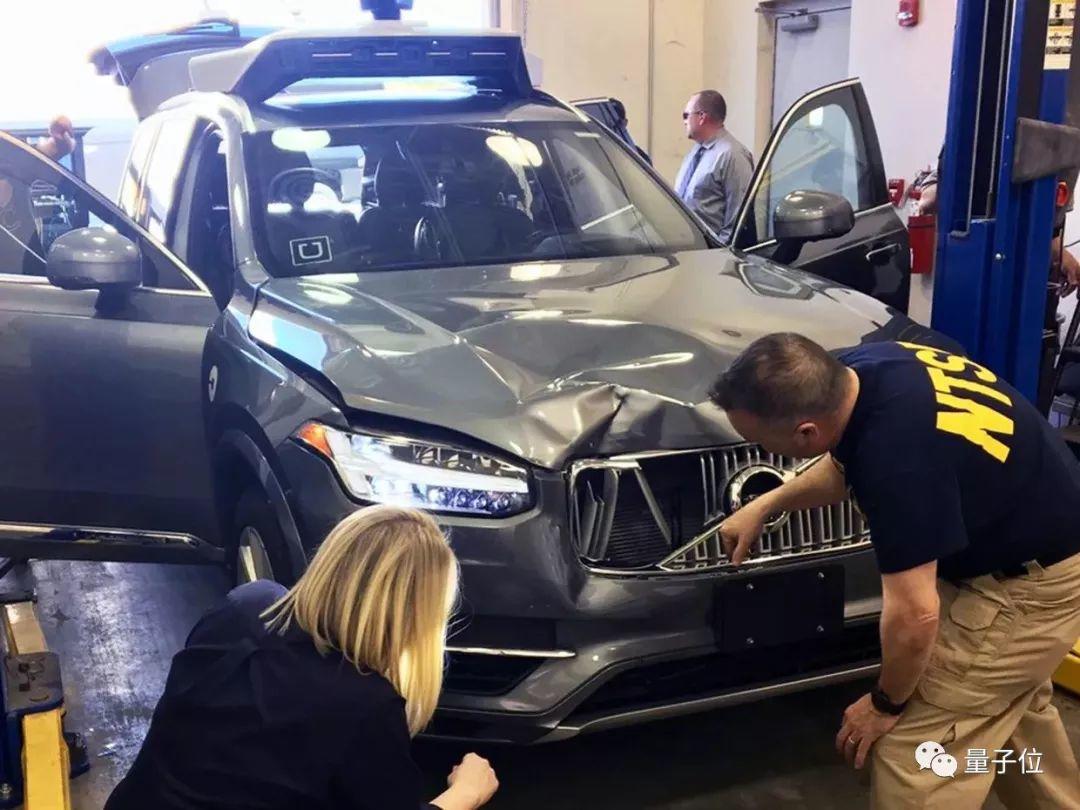 """自动驾驶汽车撞死行人前的10秒,将行人识别为汽车和""""其他"""",美国官方公布Uber案细节"""