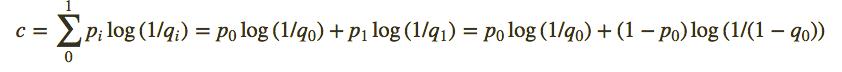 一文总结熵,交叉熵与交叉熵损失