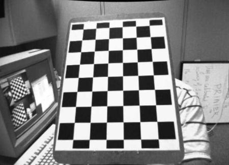 OpenCV-Python 系列 四十八   相机校准