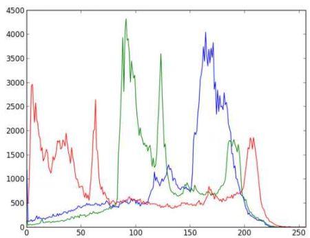 OpenCV-Python 系列 二十五 |  直方图-1:查找、绘制和分析
