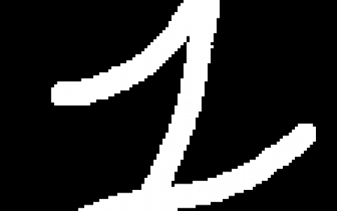 OpenCV-Python 系列 十六 | 形态学转换