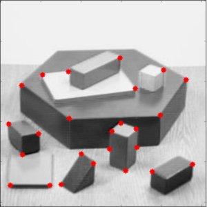OpenCV-Python 系列 三十七 | Shi-tomas拐角检测器和益于跟踪的特征