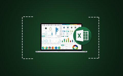 5个强大的Excel仪表板