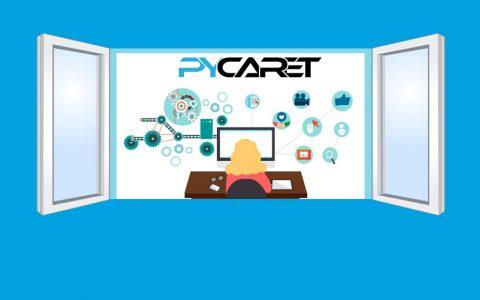 使用PyCaret构建机器学习模型