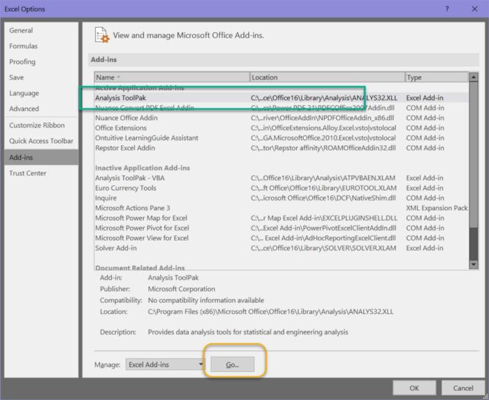 线性回归:Sklearn与Excel