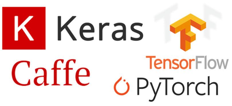 Keras vs PyTorch vs Caffe:CNN实现对比