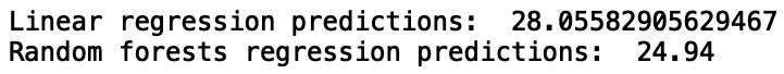 使用Python预测缺失值