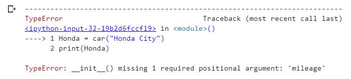 python面向对象编程的基本概念