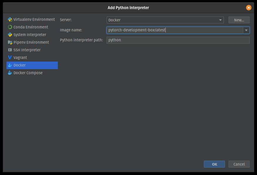 基于Docker的Python开发