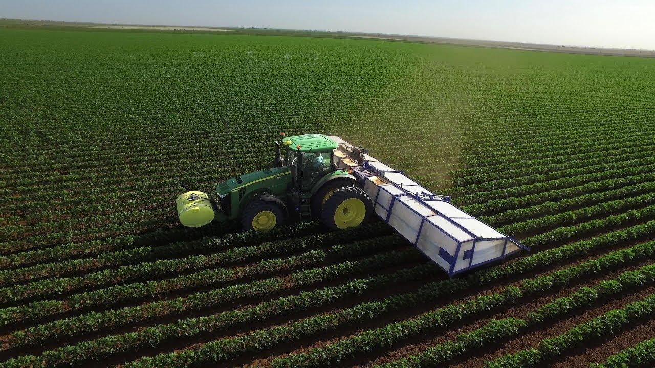 适用于AG的AI:农业生产机器学习