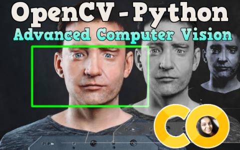 使用谷歌Colab的OpenCV-Python高级计算机视觉