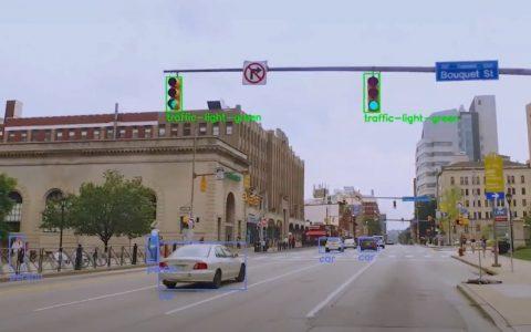 感知在自动地图制作和自动驾驶车辆-CVPR2021中的潜在应用