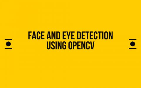 使用OpenCV在Python中进行人脸和眼睛检测。