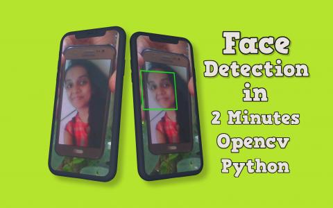 使用OpenCV和Python-Google CoLab在2分钟内进行人脸检测