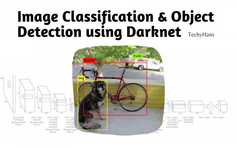 基于暗网的图像分类与目标检测