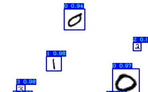 TensorFlow 2 YOLOv3手写器检测培训教程